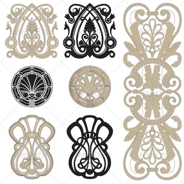 GraphicRiver Design Elements 5514334
