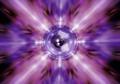 Audio speaker on a purple background - PhotoDune Item for Sale
