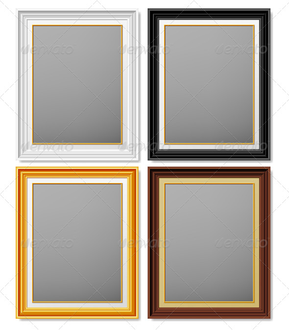 Photo Frames - Borders Decorative