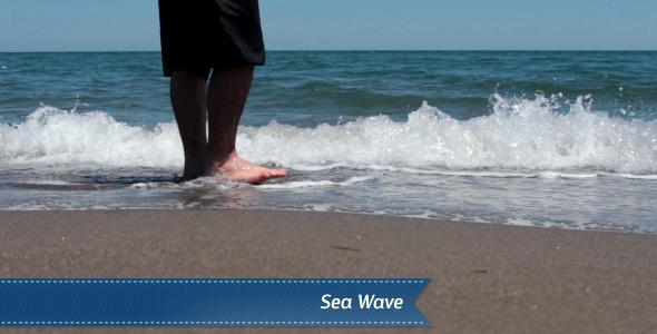 VideoHive Sea Wave 5515223