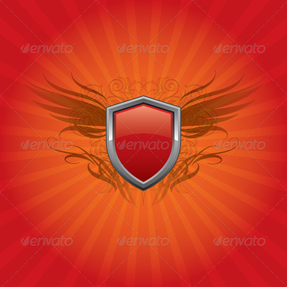 GraphicRiver Shield 5516987