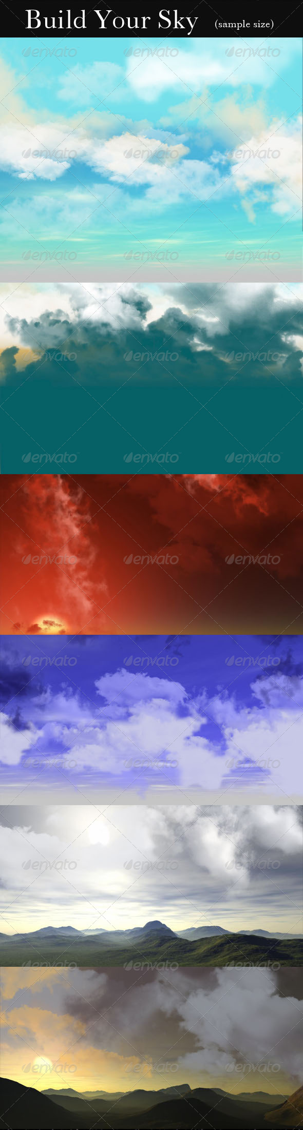 GraphicRiver Sky Builder 5517169