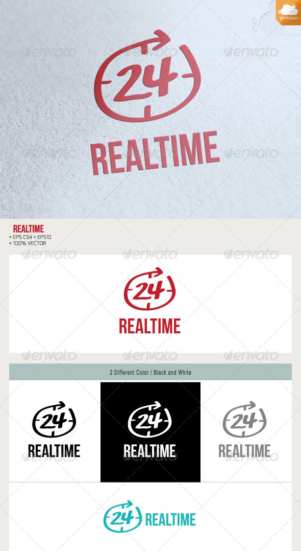 GraphicRiver Real time 5519677