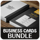 Executive Business Card - Bundle 3 in 1 - GraphicRiver Item for Sale