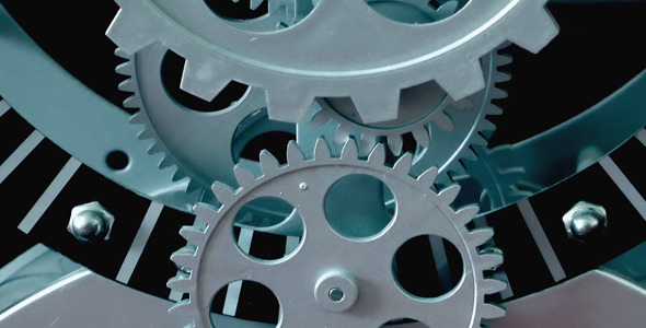 VideoHive Clock Gears 33 5521983