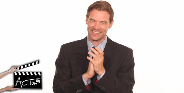 VideoHive Businessman Applauding 5522015