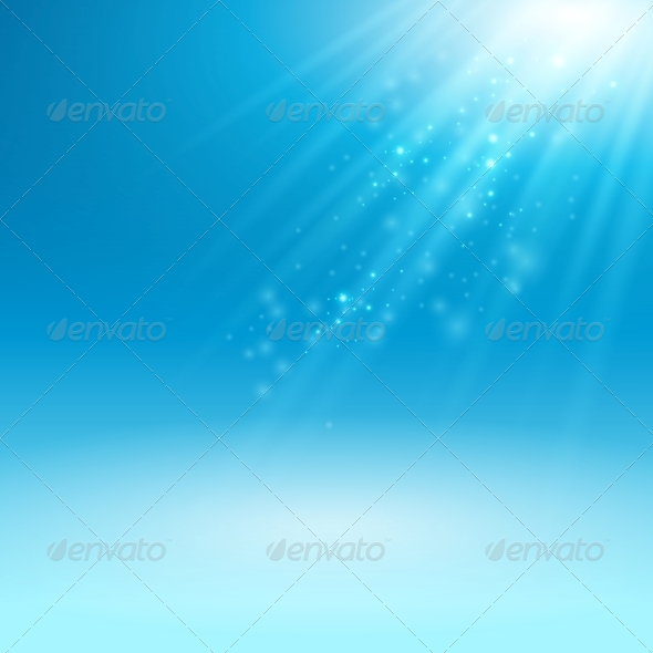 GraphicRiver Underwater Background 5522348