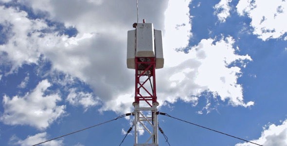 VideoHive Broadcast Antenna Time Lapse 5522510