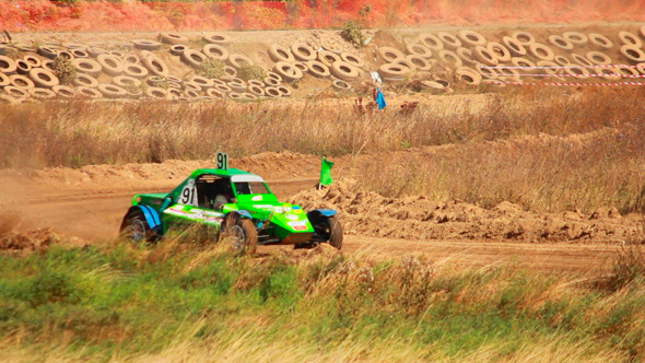 VideoHive Autocross Buggy 7 5522628