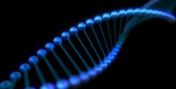 VideoHive DNA Animation Loop 5522725