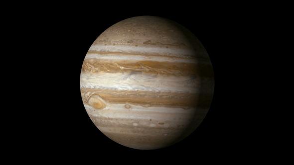 VideoHive Jupiter Planet 5522881