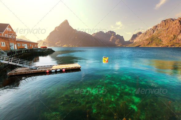 Lofoten - Stock Photo - Images