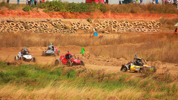 VideoHive Autocross on Little Buggy 5 5523257