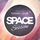Space Session Flyer - GraphicRiver Item for Sale