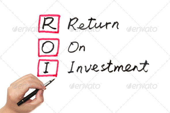 ROI - Stock Photo - Images