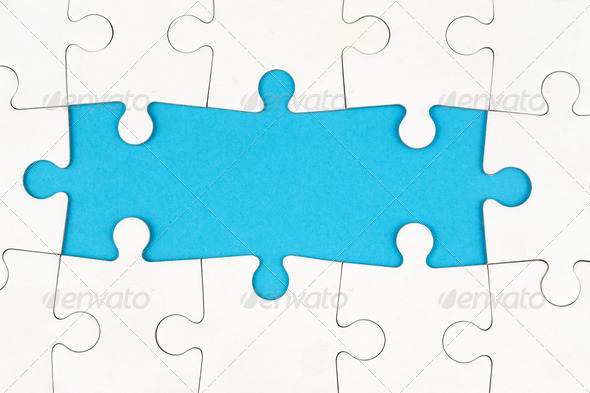 puzzle - Stock Photo - Images