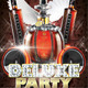 Deluxe Cognac Party Flyer - GraphicRiver Item for Sale