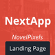 NextApp - Responsive, Retina Ready Landing Page - ThemeForest Item for Sale