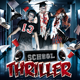 School Thriller Halloween Flyer Template - GraphicRiver Item for Sale