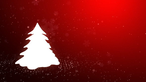 VideoHive The Christmas Tree 5531477
