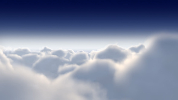 VideoHive Cloud Fly Through 5535704