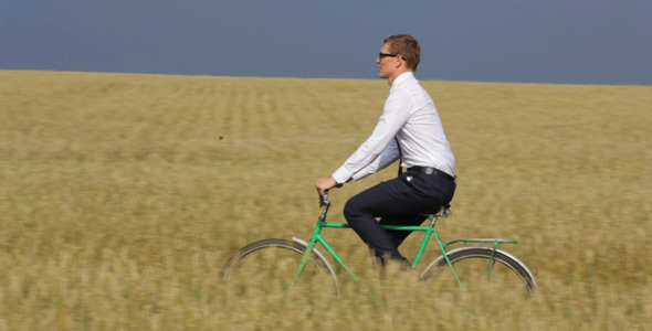 VideoHive Rural Rider 5538272