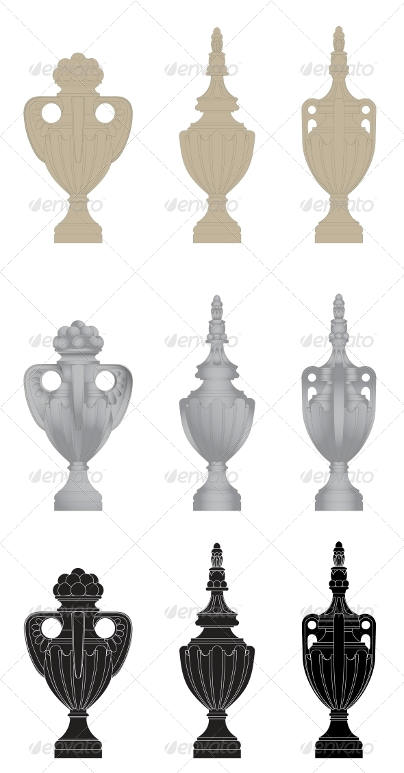 GraphicRiver Urns 2 5538847