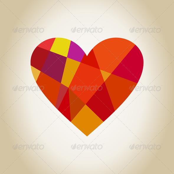 GraphicRiver Heart 5539860