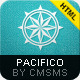 Pacifico - Fullscreen template with Motion Slider - ThemeForest Item for Sale
