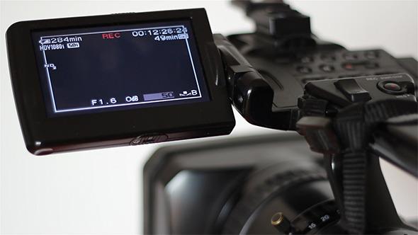 VideoHive Tape Camera Recording Display 5541570