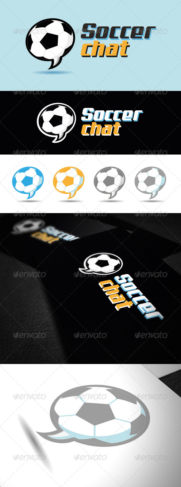 GraphicRiver Soccer Chat 5541910