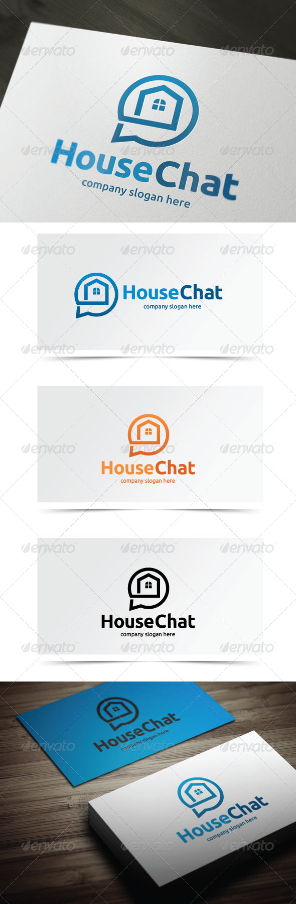 GraphicRiver House Chat 5542349