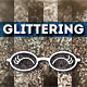Glittering Metallic Textures - GraphicRiver Item for Sale