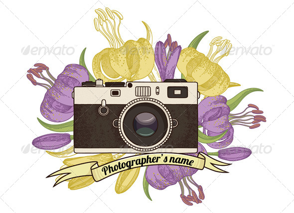 GraphicRiver Photographer s Card 5544909