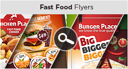 Fast Food Flyers