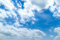 Blue sky with clouds,natural sky composition for background - PhotoDune Item for Sale