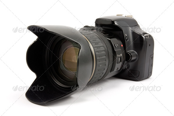 Stock Photo - PhotoDune Digital Photography Equipment 572194