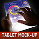 Tablet Application Mock-Up - GraphicRiver Item for Sale