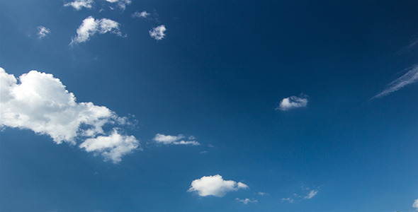 VideoHive Just A Blue Sky 3 5550193