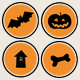 Halloween Icons - GraphicRiver Item for Sale