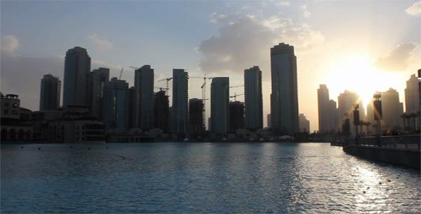 VideoHive Downtown Dubai 5551139