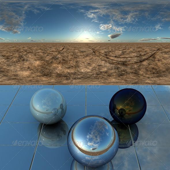 3DOcean Desert 50 5551140