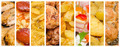 Delicious Food Collage - PhotoDune Item for Sale