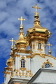 Golden domes at Peterhof Palace - PhotoDune Item for Sale