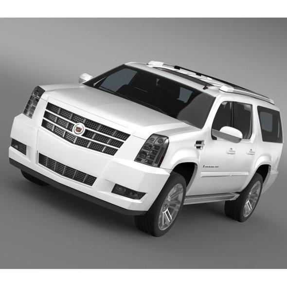 3DOcean Cadillac Escalade 2013 ESV 5554224