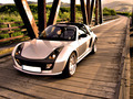 Exotic Sports Car on the Old Bridge - PhotoDune Item for Sale