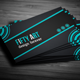 Creative Corporate Business Card Design - GraphicRiver Item for Sale