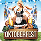 Oktoberfest Party Flyer Template - GraphicRiver Item for Sale