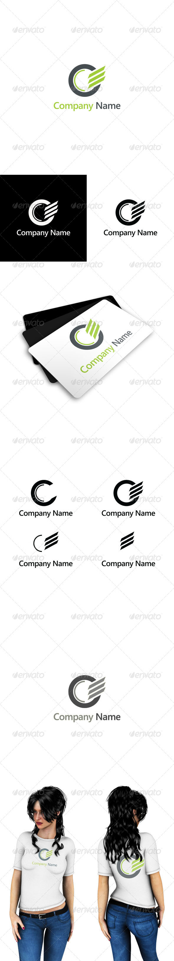 GraphicRiver Abstract Logo 001 556389