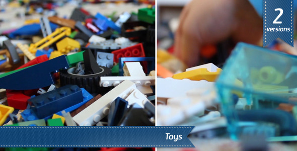 VideoHive Toys 5559146